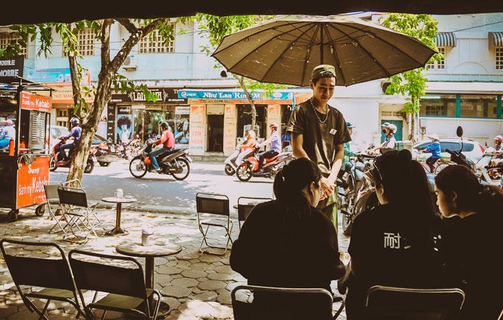 Dang hinh anh Dac trung ve van hoa trong kinh doanh cua nguoi Viet Giao tiep trong kinh doanh - Đặc trưng về văn hóa trong kinh doanh của người Việt